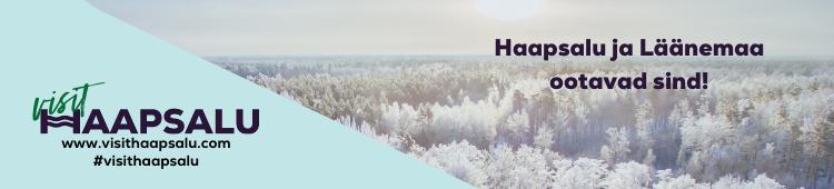 Tule talvel Läänemaale!
